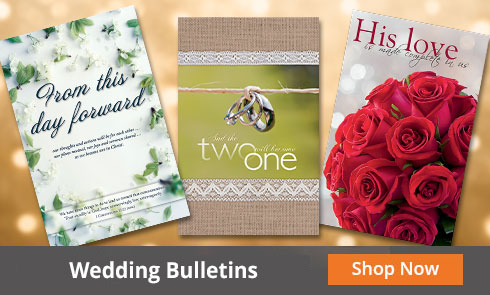 Wedding Bulletins